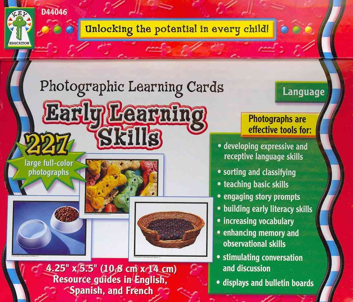 Early Learning Skills By Key Education Publishing (COM)